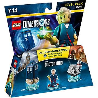 Level Pack Lego Dimensions W2: Dr. Who