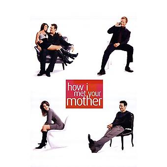 How I Met Your Mother Movie Poster (11 x 17)
