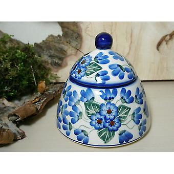 Sugar / jam jar, 46 - Bunzlau pottery tableware - BSN 6616