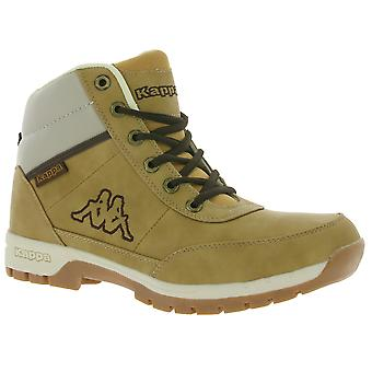 Kappa bright mid light shoes men's trekking boots beige 242075/4141
