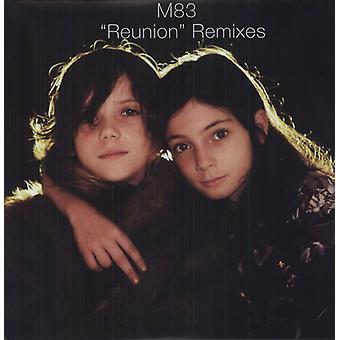 M83 - Reunion Remix 12 tommer [Vinyl] USA importerer