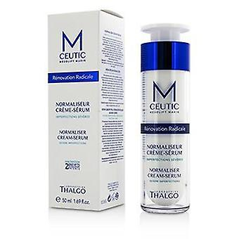 Thalgo MCEUTIC Normalizer Cream-Serum - 50ml / 1.69 oz
