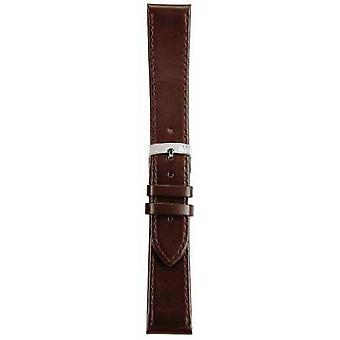 Morellato Strap Only - Sprint Napa Leather Brown 10 Mm A01X2619875032CR10 Watch