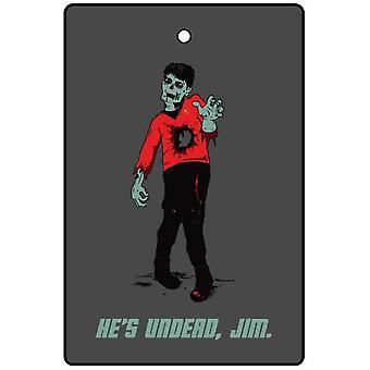 Es Jim no-muertos ambientador de aire