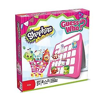 Shopkins Guess Who Kids Game