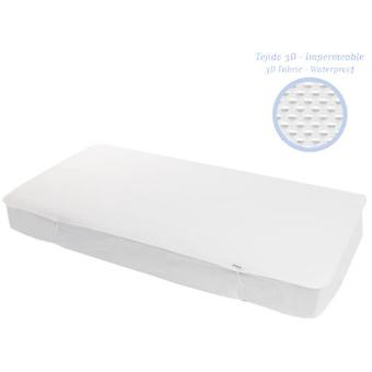 Cambrass Mattress Protector 3D Smooth 60x120 Cm