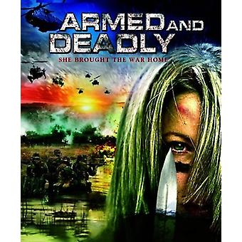 Gewapende & dodelijke (Aka dodelijke afsluiting) [Blu-ray] USA import