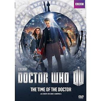 Doctor Who - Doctor Who: The Time of the Doctor [DVD] USA import