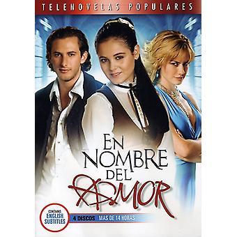 Da Nombre Del Amor [DVD] USA importerer