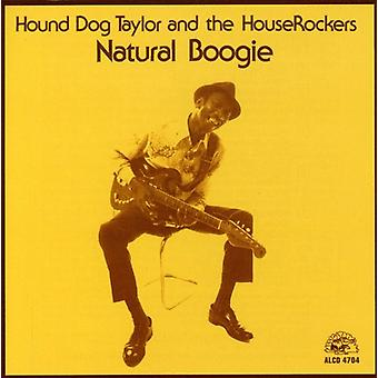 Hound Dog Taylor - Natural Boogie [CD] USA import