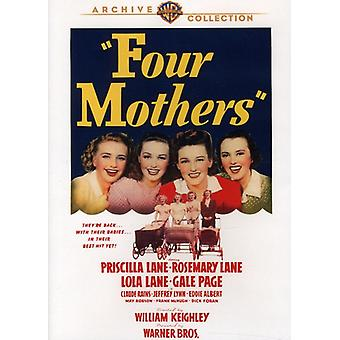 Four Mothers [DVD] USA import