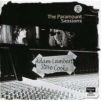 Adam Lambert & Steve Cook - Paramount sessioner [CD] USA import
