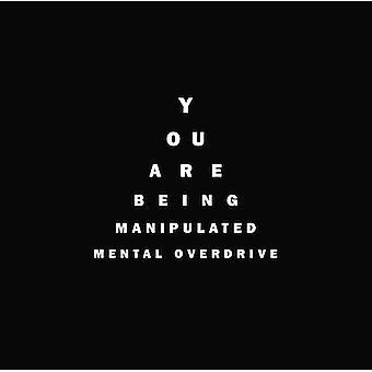 Mental Overdrive - du bliver manipuleret [CD] USA importerer