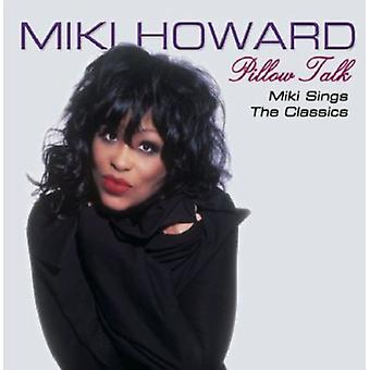 Miki Howard - Pillow Talk-Miki Howard Sings the R&B [CD] USA import