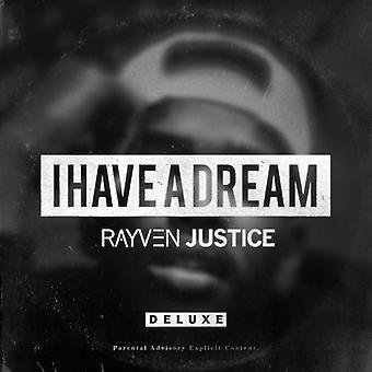 Rayven retfærdighed - jeg har en drøm [CD] USA import