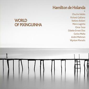 Hamilton De Holanda - verden Pixinguinha [CD] USA import