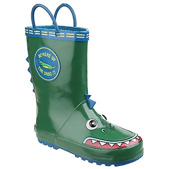 Cotswold Childrens Waterproof Pull on Puddle Boot