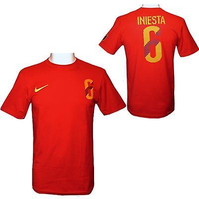 Iniesta Nike Hero T-shirt des hommes de M
