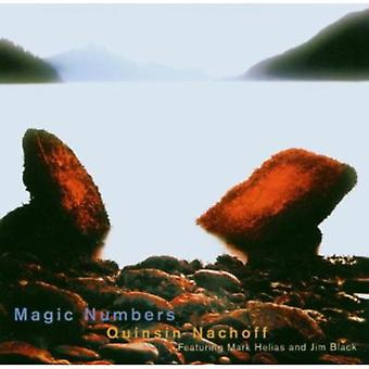 Quinsin Nachoff - Magic Numbers [SACD] USA importerer