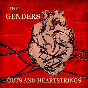 Genders - Guts & Heartstrings [CD] USA import