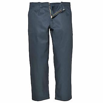 Portwest - Bizweld llama seguridad resistente ropa de trabajo overoles / monos