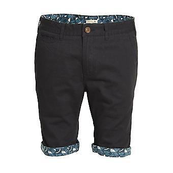 BELLFIELD Felsham Turn Up Shorts imprimés