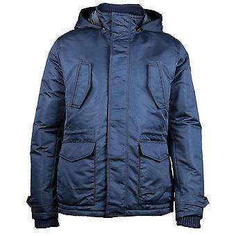 CAT Lifestyle Mens Utica Removable Hood Windproof Jacket