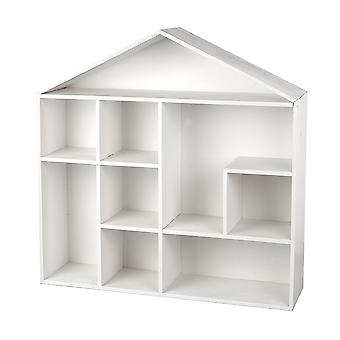 House Shelf Unit