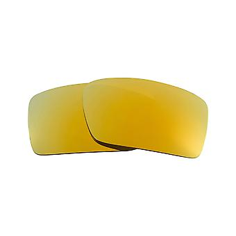 Thump 2 vervanging lenzen Gold Mirror door SEEK past OAKLEY zonnebrillen