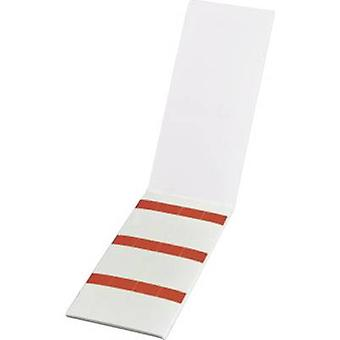 Cable identifier Helasign 12.70 x 12.70 mm Label colour: White HellermannTyton 598-14021 HSMB-C1-1402-RD No. of labels:
