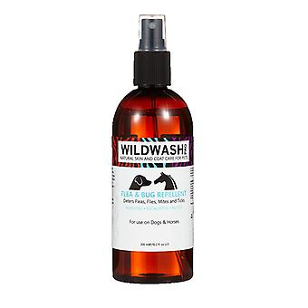 Wildwash Flea And Bug Repellent Spray 300ml