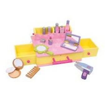 Legler Suitcase  cosmetic  (Babies and Children , Toys , Home And Professions)