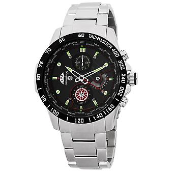Burgmeister gents chronograph Frisco, BMS01-121