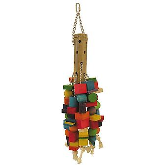Tyrol Bamboo Toy (Birds , Toys)