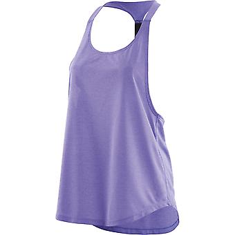 Skins Womens/Ladies Activewear Remote Fitness T Bar Tank T Shirt Top