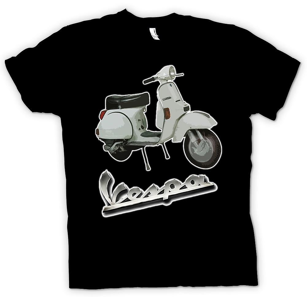Womens T-shirt - Vespa PX 200 - Classic Scooter