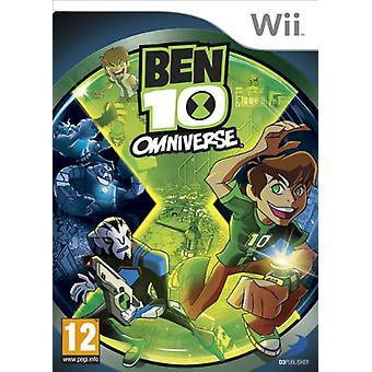 Ben 10 Omniverse (Nintendo Wii)