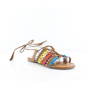 INC International Concepts Womens Mariani Open Toe Casual Gladiator Sandals