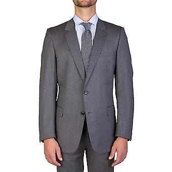 Dior Homme Men's Wool Two-Button Suit Grey