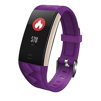 T20 Multifunctional Task bracelet with Color-Purple