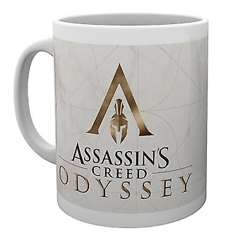 Assassins Creed Odyssey Logo Mug