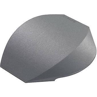 Serpa Endestykke TPE (lav-lukt termoplastisk elastomer) mørk grå innhold: 2 eller flere PCer