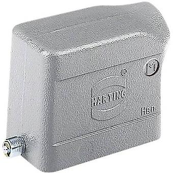 Gabinete de Bush Han® 10B-gs-R-M25 19 30 010 1541 Harting 1 PC