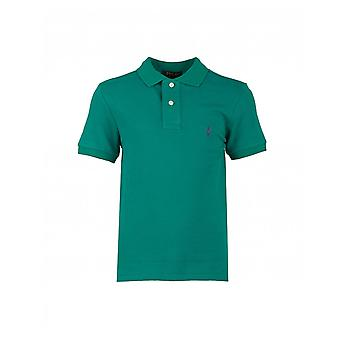 Polo Ralph Lauren Childrenswear Short Sleeved Logo Polo