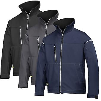 Snickers Profiling Work Jacket. Windproof, Water Repellent & Breathable - 1211