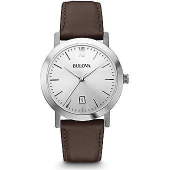 Bulova horloge van de mens van klassieke 96 B 217