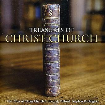 Coro de la Catedral de la iglesia de Cristo - tesoros de la importación de los E.e.u.u. de la iglesia de Cristo [CD]
