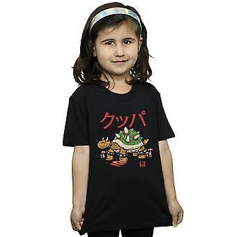 Vincent Trinidad Girls Turtle Demon King T-Shirt