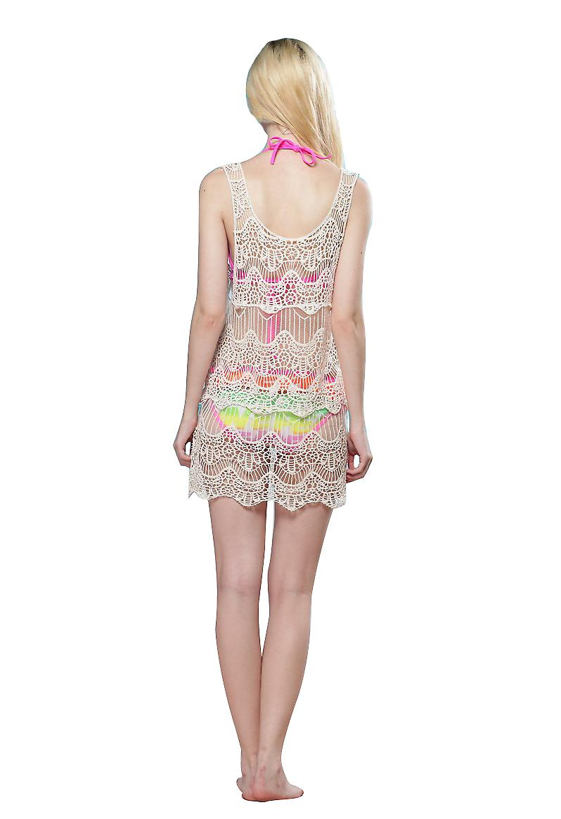 Waooh - Mode - Robe crochet