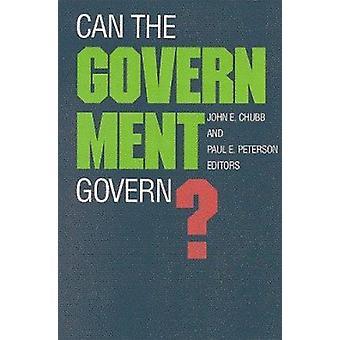 Kan regeringen styr? av John E. Chubb - Paul E. Peterson - 9780